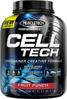 Muscletech Cell-Tech Performance Series 2700 гр / 6lb