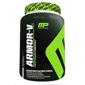 MusclePharm Armor V 120 капс / 120 caps