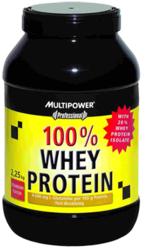 Multipower 100% Whey Protein 2250 гр.