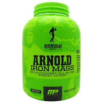 Musclepharm Iron Mass Arnold Series 2270 гр / 5lb / 2.27кг