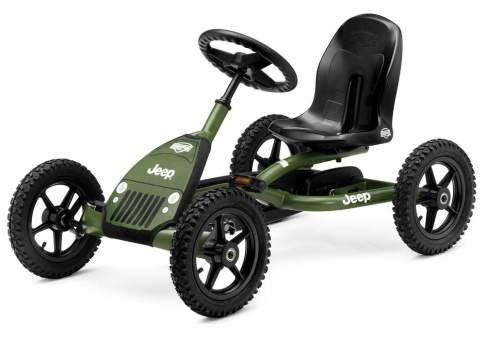 Веломобиль Berg Buddy Jeep Junior