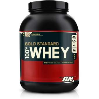 Optimum Nutrition 100% Whey protein Gold standard 2273 гр.