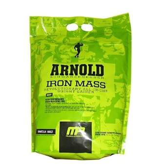 Musclepharm Iron Mass Arnold Series 3628 гр / 8lb / 3.62кг
