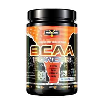 Maxler BCAA Powder 420 гр / 60 порций