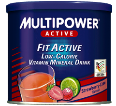 Multipower Fit Active Low-Calorie 400 гр