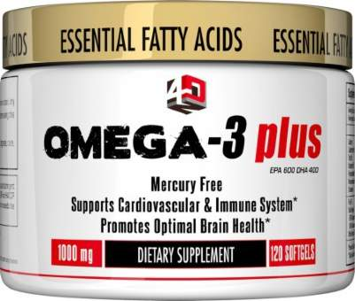 4 Dimension Nutrition Omega 3 Plus 120 г.капс