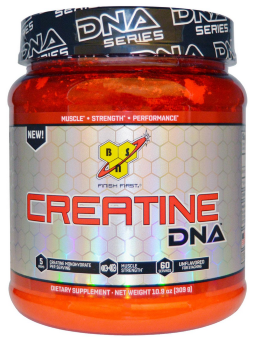Bsn DNA Creatine Unflavored 300 гр / 300 g Без вкуса