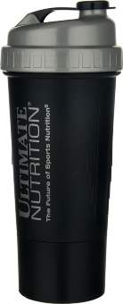 Ultimate Nutrition Shaker Шейкер 2 в 1 600 мл