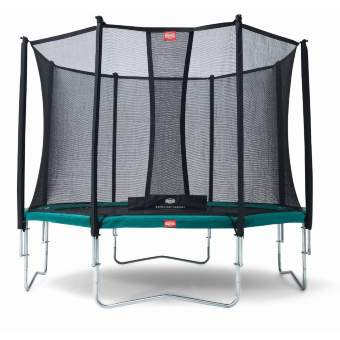 Батут Berg Favorit Regular 330 с сеткой Safety Net Comfort