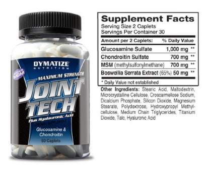 Dymatize Joint Tech 60 кап