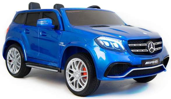 Электромобиль BARTY Mercedes-Benz AMG GLS63 4x4 арт. HL228