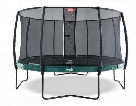 Батут Berg Elite 380 + Safety Net Deluxe