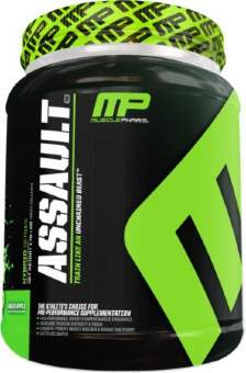 Musclepharm Assault 435 гр / 30 порций