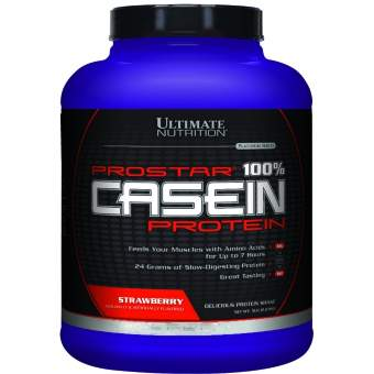 Ultimate Nutrition Prostar Casein 2270 гр / 5lb / 2.27 кг