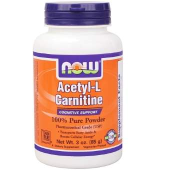 Now sports Acetyl L-Carnitine Pure Powder 85 гр