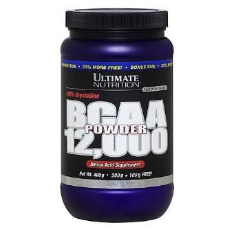 Ultimate Nutrition BCAA 12000 Powder 457 гр / 60 порций / Вкус