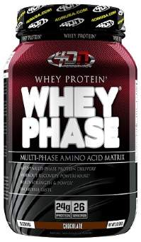 4 Dimension Nutrition Whey Phase 910 гр / 2lb