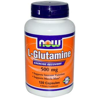 Now sports Glutamine 500 mg 60 капс