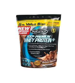 Muscletech 100% Whey Plus 908 гр / 2lb