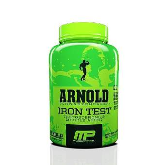 Musclepharm Iron Test Arnold Series 90 капc / 90 caps