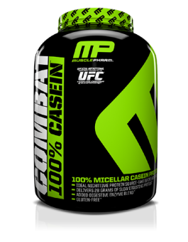 Musclepharm Combat 100% Casein 1840гр / 4lb / 1.84кг