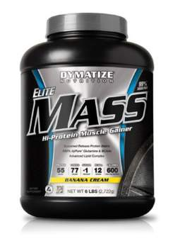 Dymatize Elite Mass Gainer 2722 гр / 6lb / 2.72 кг срок 03.18