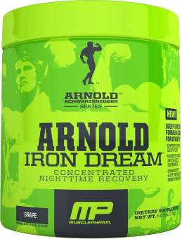 Musclepharm Iron Dream Arnold Series 171 гр / 30 порций Срок 05.18