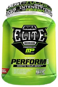 MusclePharm MMA Elite Series Perform 560 гр.