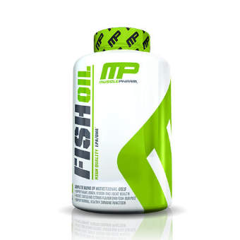 Musclepharm Fish Oil Core Line 90 капс / 90 caps